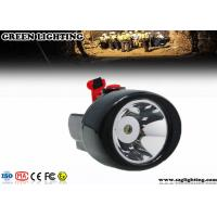 Buy cheap Water-proof IP67 0.85W 230mA High Power Rechargeable Battery LED Mining Light product