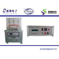 Buy cheap HS-3303 2 Position(1 single phase and 2nd three phase) METER TEST BENCH Max.120A from wholesalers