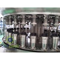 Buy cheap Beverage Juice / Beer Soda Aluminum Can Filling Machine product