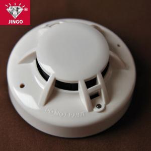 Buy cheap 慣習的な火災警報システムは探知器センサーを煙らし、熱します product