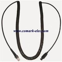 scanner coiled cable