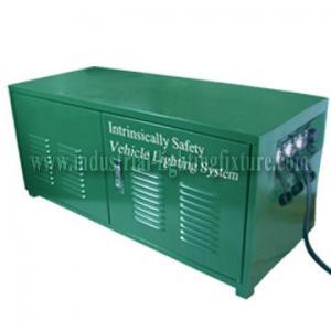 China 24V Vehicle Lighting System Power Distribution Box For Commercial LED Lighting on sale