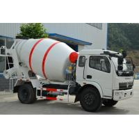 China small concrete mixer truck 3-4m3 on sale