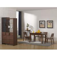 Buy cheap 2016 Nordic Design Small Dining room furniture by Enlargeable Tables with Chairs and Wine Cabinet product