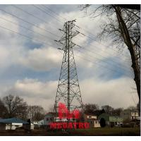 China 138KV DEAD END TOWER on sale
