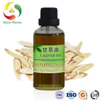 China Licorice Oil 100% pure natural oil manufacturer supplier best price plant essential oil on sale
