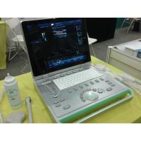 Buy cheap 3D Laptop Ultrasound Scanner Color Doppler Machine With Large Volume Hardisk product