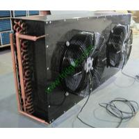 Buy cheap Factory supply copper tube aluminum fin water coils integrated with fan from china from wholesalers