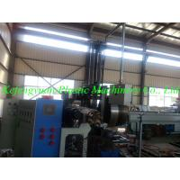 Buy cheap KFY pe hdpe drain drainage sewage pipe tube bell and spigot production machine product