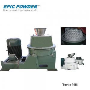 China High Efficiency Turbo Pulverizer Nano Fineness Powder Making Machine on sale