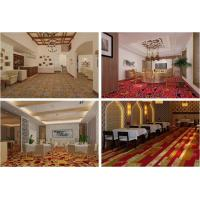 Buy cheap Wilton carpet for restaurant luxury wall to wall carpet product