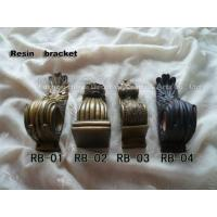 China Resin Bracket For Curtain Pole on sale
