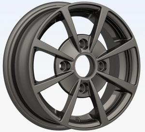 Buy cheap High Performance Black 12 Inch Alloy Chrome Wheels, Car Wheel Rim product