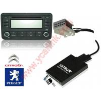 Buy cheap Automobile USB SD Auxiliary digital media player audio interface kit CD changer emulator product