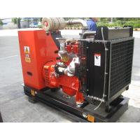 Buy cheap 45 - 400kw Gas Backup Generator Domestic Gas Generator With Altronic Ignition System , 50Hz / 60Hz from wholesalers