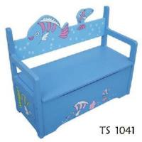 China Wooden Toy Box (TS 1041) on sale