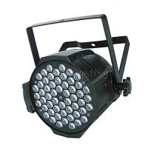 Buy cheap LED 54x3w RGBW Multi Colors Indoor IP20 Aluminum LED Par Stage DMX Lights product