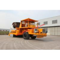 Buy cheap Five Axles Pot Carrier Truck Solid Structure 25 Ton For Slag Transportation from wholesalers