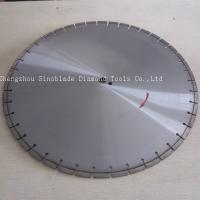 Buy cheap Diamond saw blade/Key slot diamond Saw blade/Diamond saw blade for brick product
