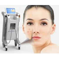 Buy cheap High quality deeper tissue effect stretch marks removal rf fractional microneedl from wholesalers