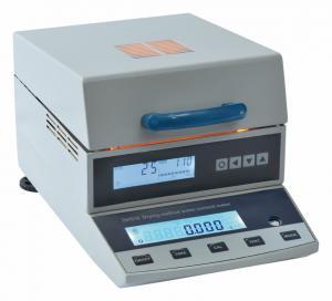 Buy cheap DHS16-A Plastic AnalyzerMoisture Measurement High Efficiency Small Deviation product