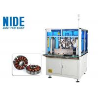 Buy cheap Automatic Blower Motor Coil Winding Machine BLDC Armature Rotor 120 Rpm Efficiency product