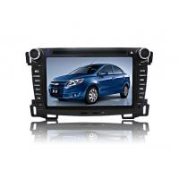 Buy cheap In Dash Car Television with Built in DVD Player with GPS for Chevrolet Epica / Captiva  product