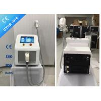 Buy cheap 1-10 Hz Permanent Hair Removal Laser / 808 Laser Hair Removal Device 1 Pulse product