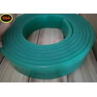 China Solvent Resistance Screen Printing Squeegee Blades For Rotary Screen Printing 35*5mm on sale