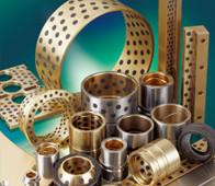 Buy cheap Solid Lubricant Wear Resistant Cast Bronze Sleeve Bushings product
