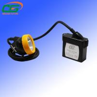 Buy cheap Explosion - Proof Safe Mining Cap Lamps 1watt Led 15000lux Button Switch product