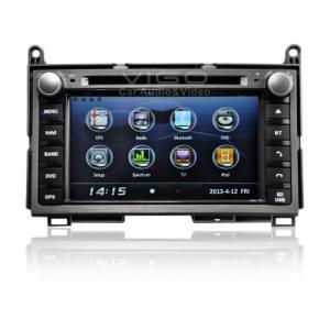 Buy cheap Car Stereo for Toyota Venza Multimedia GPS Navigation Sat Nav System VTV8836 product
