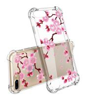 China Plum Slim Scratch Resistant Hard PC TPU Bumper Cell Phone Cases For IPhone 7 Plus on sale