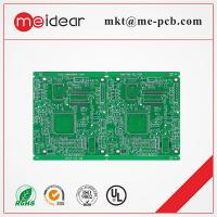 China PCB Professional PCB Board Fabrication , Double Sided HASL Printed Circuit Board on sale