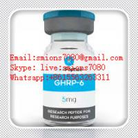 Buy cheap Injectable Natural Human Growth Hormone Peptide Ghrp-6 10mg/ Vial For Muscle Growth product