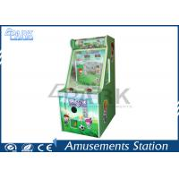 Buy cheap Commercial Kids Coin Operated Game Machine Happy Football Video Arcade Prize Game from wholesalers
