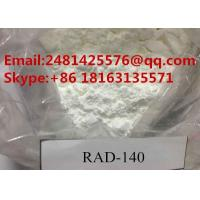 Buy cheap Sarms Raw Powder RAD140 / RAD-140 for Stronger Body CAS 1182367-47-0 from wholesalers