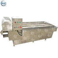 Buy cheap Frozen Chicken Feet Processing Line Chicken Claw Cutter Duck Paw Cutting 4kw Power product