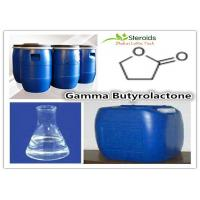 Quality Healthy Gamma Butyrolactone / GBL Safe Organic Solvents Cas 96-48-0 for Bodybuilding Steroids for sale