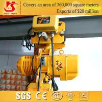 Best Price High Quality Electric Chain Hoist