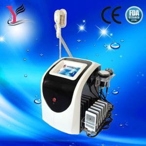 Buy cheap Hot selling cryo laser liposuction machine/ Laser slimming machine YLZ-1308 product