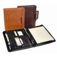 Buy cheap Leather Business Supplies Hot Sales Variety Padfolio product