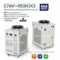 China Industrial water cooler for co2 rf metal laser machine on sale