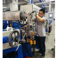Buy cheap Siemens Motor High Speed Wire Extrusion Machine For Power Cable Manufacturing product