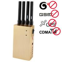 Buy cheap Chinajammerblocker.com: China Signal Jammers | High Power Portable Mobile Phone and GPS Signal Jammer product