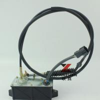 Buy cheap Sany AC2000 SY205-8 SY205C SY215-8 Throttle Motor  Digger Replacement Parts Excavator Spare parts product