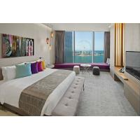 Buy cheap Creative Boutique Hotel Bedroom Furniture Leisure Bay Luxury Suites High Durability product