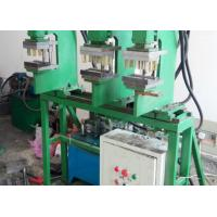 Buy cheap Convertible Hydraulic Pipe Punching Machine High Precision Wtih Touch Screen product