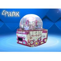 Buy cheap 4p Sweet Land Candy Vending Machine / Candy Prize Machine for Family Game product