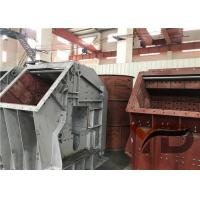 Buy cheap Limestone Impact Rock Crusher 220 - 510t/H Handling Capacity ISO / CE Certification product
